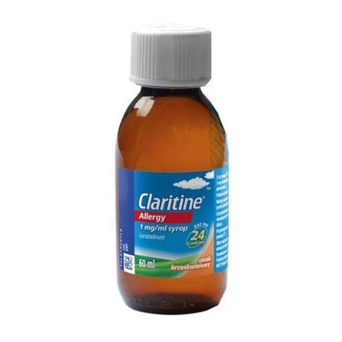 CLARITINE ALLERGY 1mg/ml syrop 60ml
