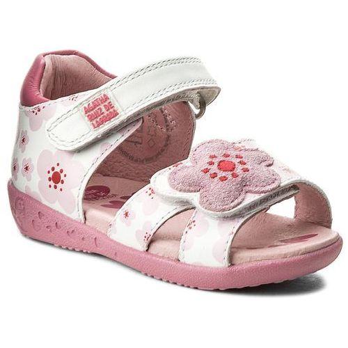 3ff018a6e08e9 Zobacz ofertę Sandały AGATHA RUIZ DE LA PRADA - 182905 B-Blanco, kolor  różowy