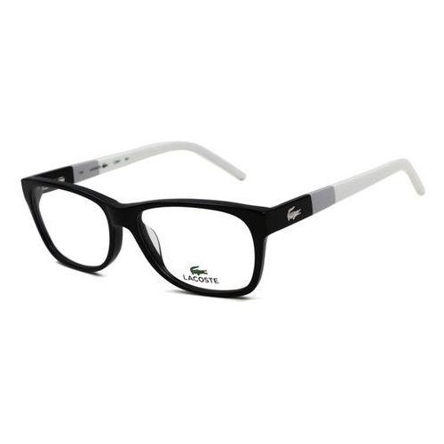 Okulary korekcyjne l2691 001 Lacoste