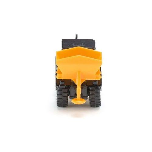 Seria 14 Traktor MB z pługiem śnieżnym, 5_527375 (siku)