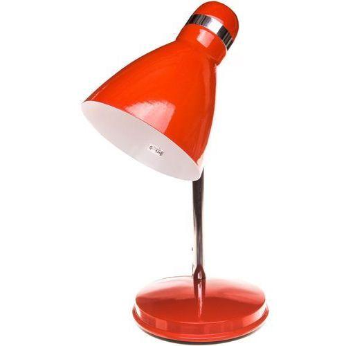 Kanlux Lampka zara hr-40-or 7563 biurkowa 1x40w e14 pomarańczowa (5905339075635)
