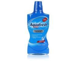 Aquafresh Płyn Do Płukania Jamy Ustnej Niebieski 500 Ml, 5000347054303