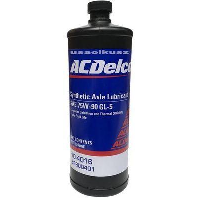 Pozostałe oleje, smary i płyny samochodowe ACDelco usaolkusz