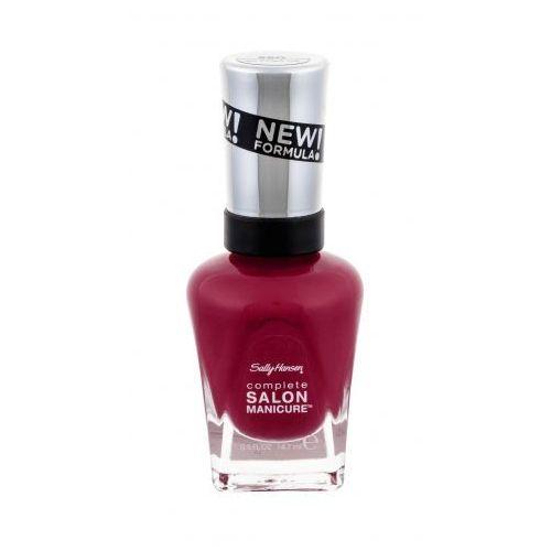 Sally hansen complete salon manicure lakier do paznokci 14,7 ml dla kobiet 360 plums the word - Ekstra rabat