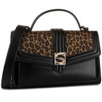 Torebka SILVIAN HEACH - Handbag Sh Silvian Leo RCA19021BO Black/Leopard W2585