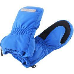 Lassie Dziecięce rękawice Lassietec Mittens Neon Blue 002, kolor niebieski
