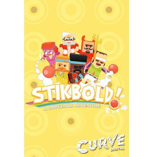 Stikbold! A Dodgeball Adventure (PC)