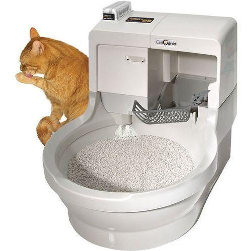 Petnovations, inc Catgenie 120+ toaleta dla kotów (z pokrywą)