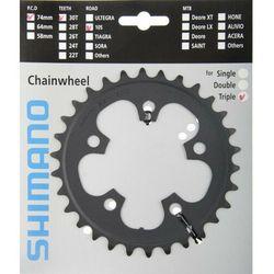 Tarcza mechanizmu korbowego 105 fc-5703 czarny / ilość zębów: 50 marki Shimano