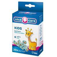 plastry dla dzieci x 20 sztuk marki Lola care