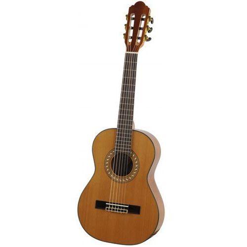 hc504 solid cedar top gitara klasyczna 1/2 marki Hoefner