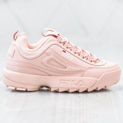 Damskie obuwie sportowe Fila Sneakers.pl
