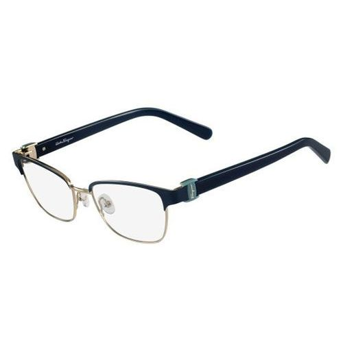 Salvatore ferragamo Okulary korekcyjne sf 2148 451