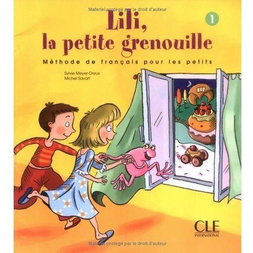 Lili, la Petite Grenouille 1 Podr., Michel Savart