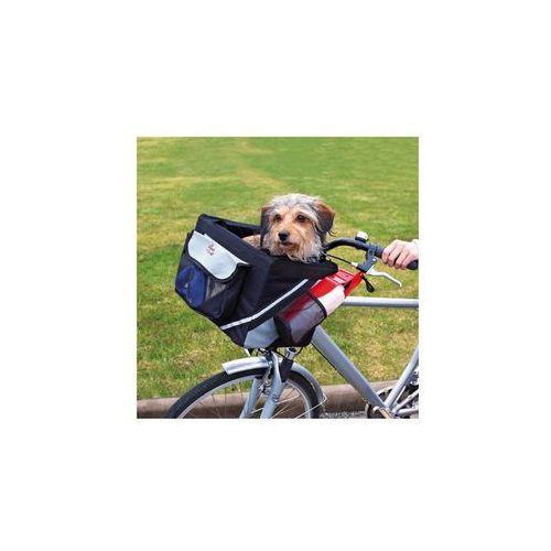 Transporter rowerowy dla psa