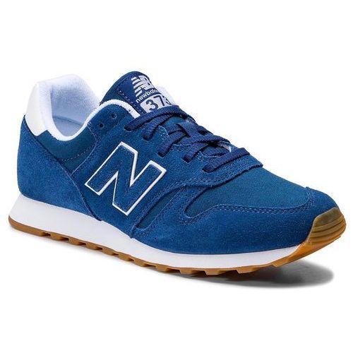 Sneakersy NEW BALANCE - ML373MTC Granatowy