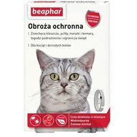 Beaphar Obroża ochronna dla kociąt i dorosłych kotów (dł. 35cm), 4317