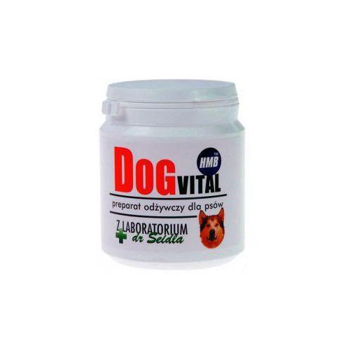 Dr Seidel Dog Vital preparat odżywczy z HMB dla psów 300g