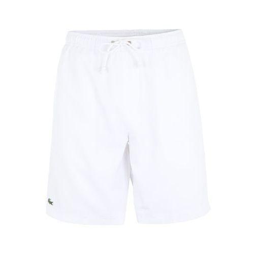 Lacoste sport spodnie sportowe biały