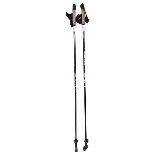 ERBO COMPOSITE - kije nordic walking R. 120 cm
