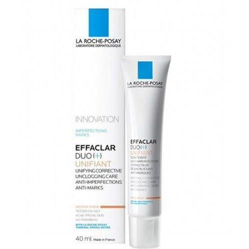 La roche effaclar duo+ krem unifiant odcień medium 40ml
