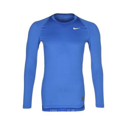 Nike Performance PRO DRY Podkoszulki game royal/deep royal blue/white, kolor niebieski