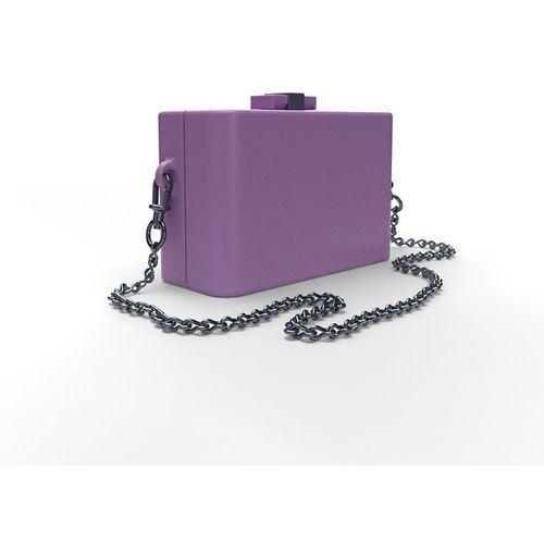 Torebka damska NanoCubie pastel violet, NC010116