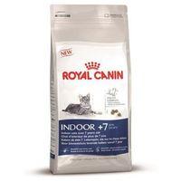 2 / 3,5 / 4 kg + snackball, kula na smakołyki gratis! - indoor +7, 3,5 kg  darmowa dostawa od 89 zł i super promocje od zooplus! marki Royal canin
