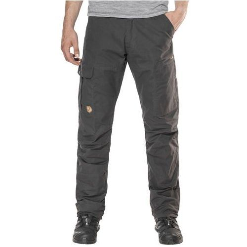 FJALLRAVEN Spodnie męskie KARL PRO - kolor grafitowy