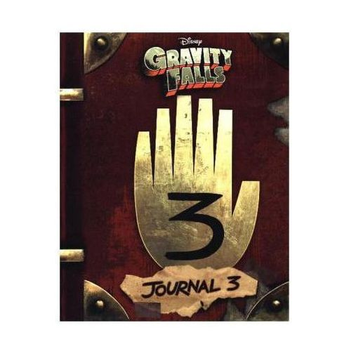 Gravity Falls Journal 3 (9781484746691)