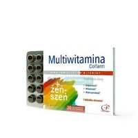 MULTIWITAMINA COLFARM * 30 TABL. (5901130354801)