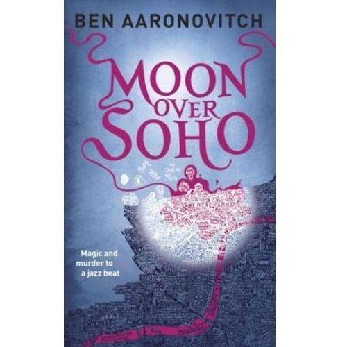 Moon over Soho. Schwarzer Mond über Soho, englische Ausgabe