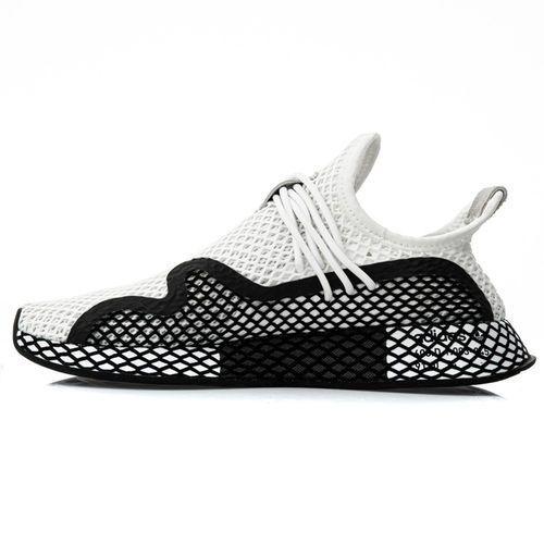Buty sportowe męskie deerupt runner s (bd7874), Adidas