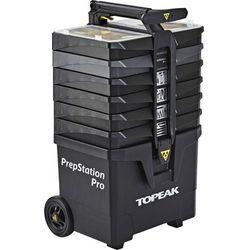prepstation pro narzędzie rowerowe czarny zestawy narzędzi marki Topeak