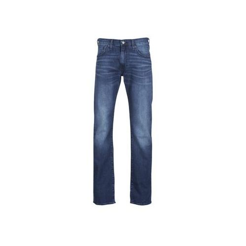 Jeansy bootcut 528 slim boot cut marki Levis