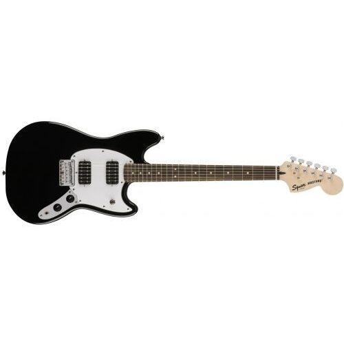 squier bullet mustang hh black gitara elektryczna marki Fender