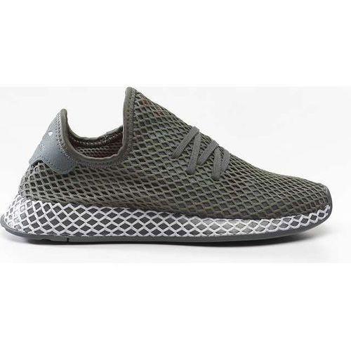 adidas DEERUPT RUNNER J GREY GREY TWO CORE BLACK 36 (4060509592617)
