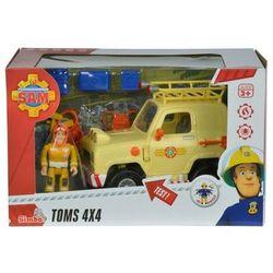 Simba Strażak sam jeep ratunkowy - toys