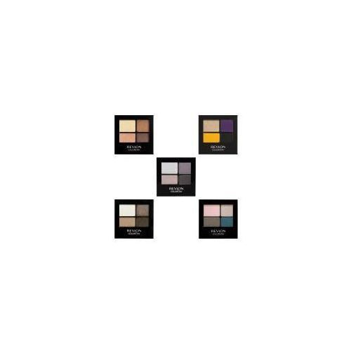 Revlon makeup Revlon colorstay 16-hour eye shadow, poczwórne cienie do powiek, 4,8g