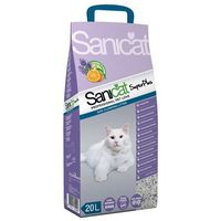 TOLSA Sanicat Super Plus - żwirek dla kota sepiolitowy 20l (8411514801458)