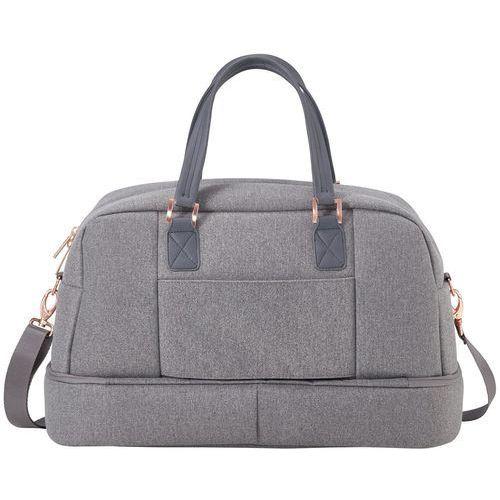 964637bdca7d2 Barbara torba podróżna damska   kabinowa 49 cm   grey (Titan ...