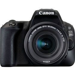 Lustrzanki cyfrowe  Canon