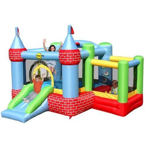 Happyhop Dmuchany zamek z basenem na piłeczki