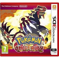 Pokemon Omega Ruby 3DS, POKEMONOR3DS