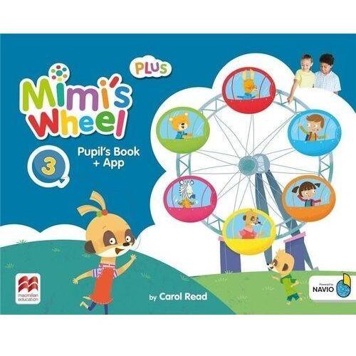 Mimi's Wheel 3 Plus PB + kod do NAVIO MACMILLAN - Carol Read (2019)