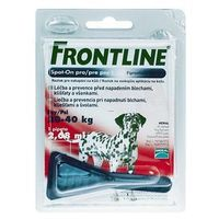 Frontline Spot On Pies L 20-40 kg 1 x 2.68 ml, PFRO006