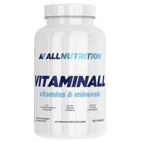 Kapsułki ALLNUTRITION VitaminALL Vitamins & Minerals x 60 kapsułek