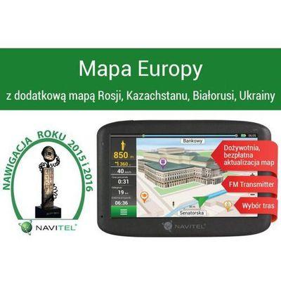 Nawigacja samochodowa Navitel Neonet.pl