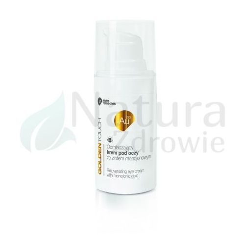 Odmładzający krem pod oczy ze złotem monojonowym Au100 15 ml / Dostawa 0zł, 177