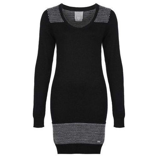 Sukienka - kipole black (bk014) rozmiar: m Bench